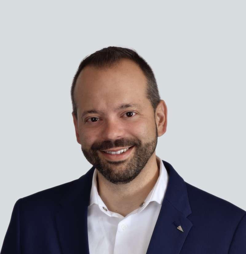 El portavoz popular de Sedaví, Raúl Hellín. EPDA