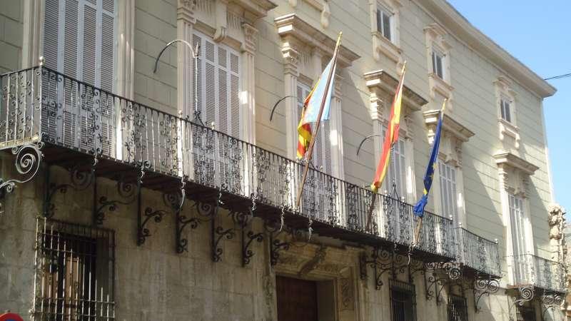 Ayuntamiento Orihuela