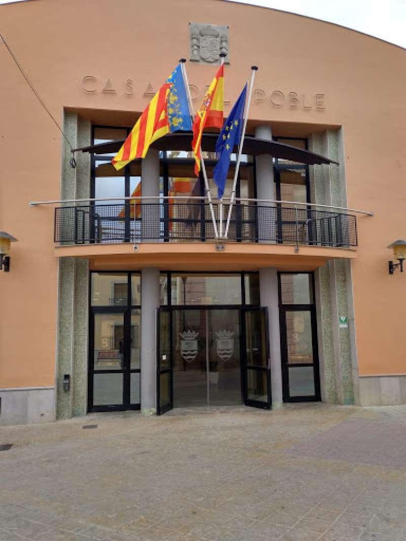 Ajuntament de Massalfassar. EPDA