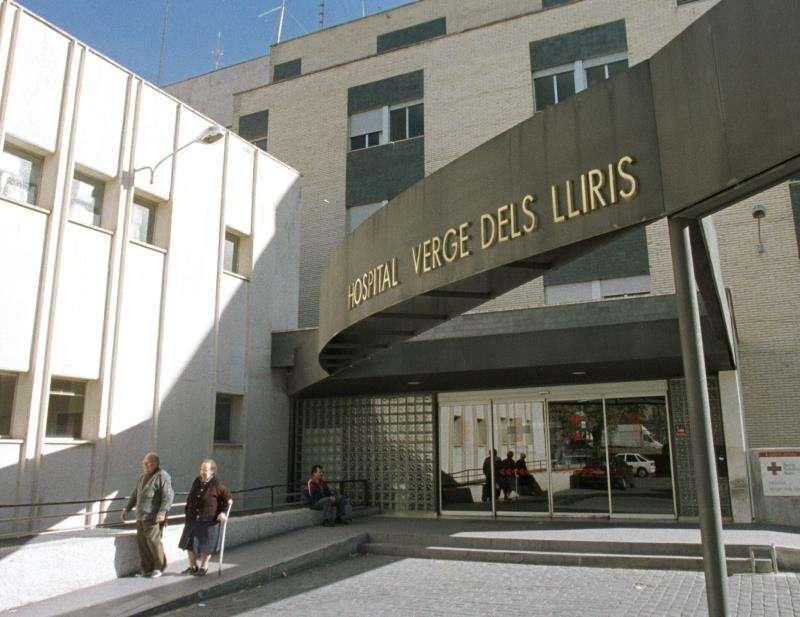 Hospital comarcal Virgen de los Lirios de Alcoi (Alicante). EFE/Archivo