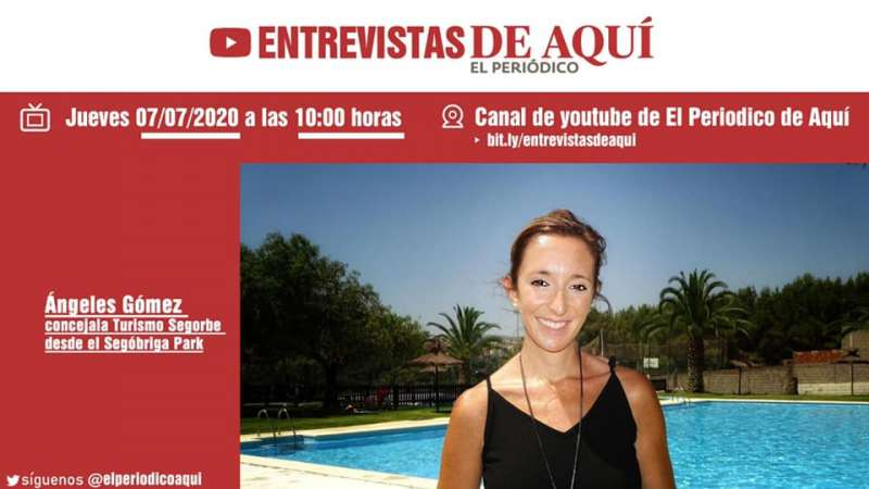Entrevista a Ángeles Gómez para hablar de turismo de Segorbe.