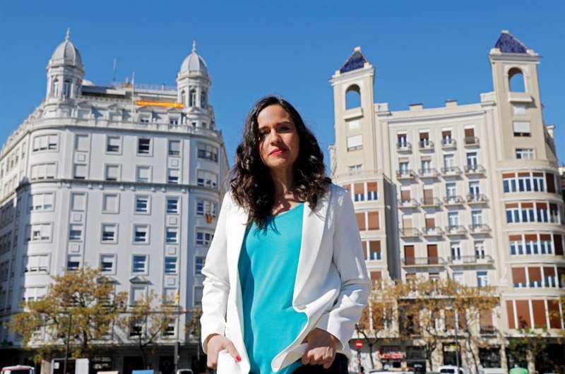 La diputada nacional del PP por Valencia Belén Hoyo, en una imagen de archivo. EFE/Kai Försterling.