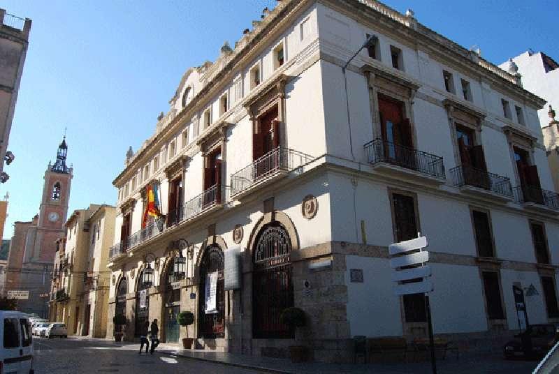 Palacio consistorial de Sagunt. / EPDA