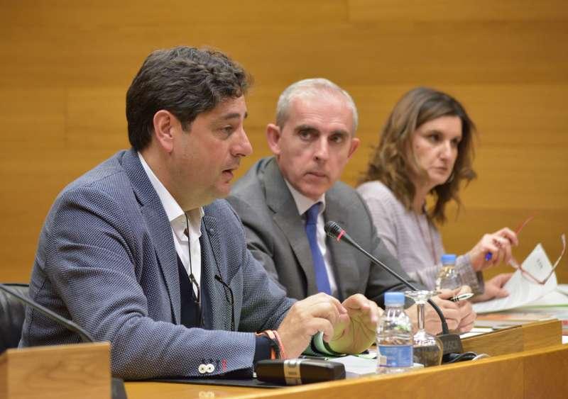 El diputat Emigdio Tormo