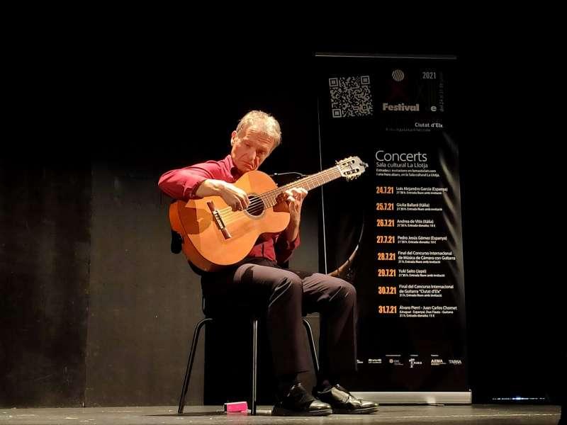 Pedro Jesús Gómez/EPDA