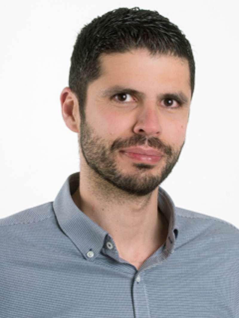 El portavoz socialista de Agricultura en Les Corts Valencianes, David Calvo. EPDA