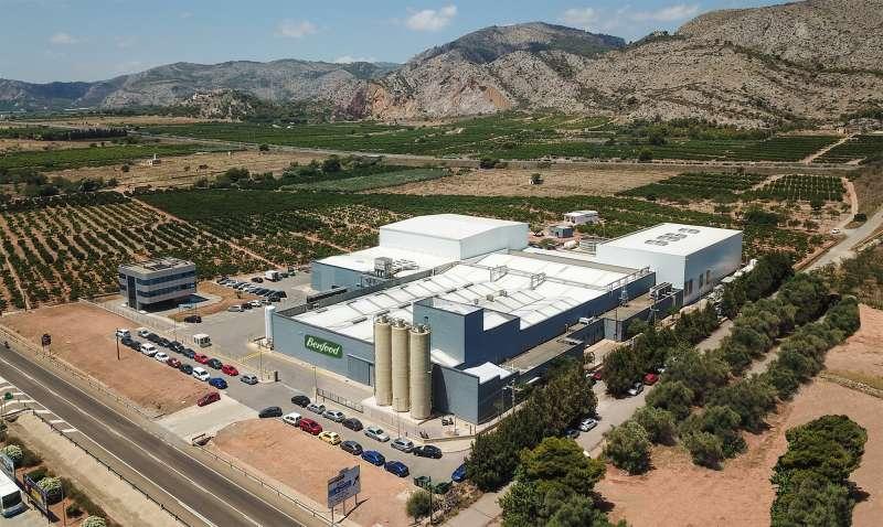 Fábrica de Benfood. EPDA