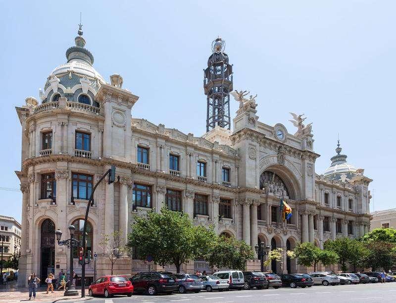 Edificio de Correos. EPDA