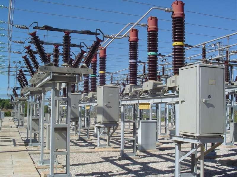 Estación eléctrica. EPDA