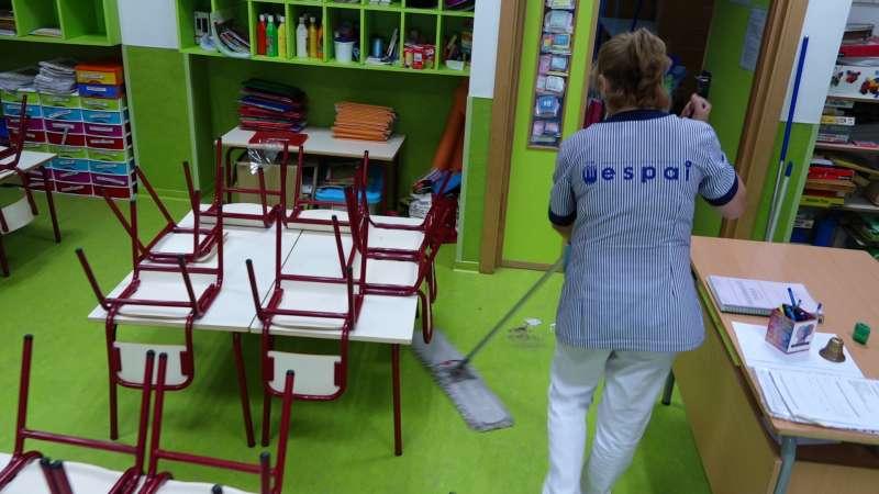 Centro escolar en Paiporta. EPDA