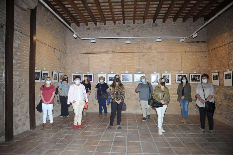 Exposición Mujeres tras un objetivo. / EPDA
