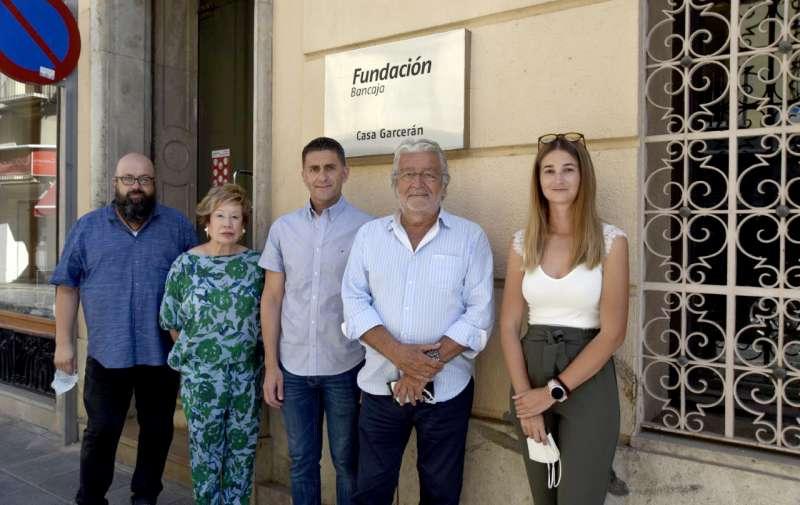 Comisión delegada de la Fundación Bancaja Segorbe