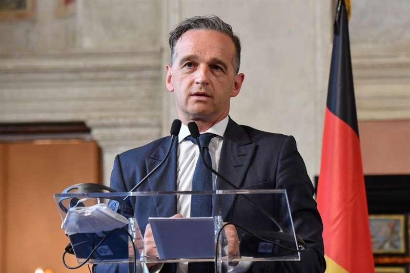 El ministro de Asuntos Exteriores alemán, Heiko Maas, en una imagen reciente. EFE/EPA/ALESSANDRO DI MEO