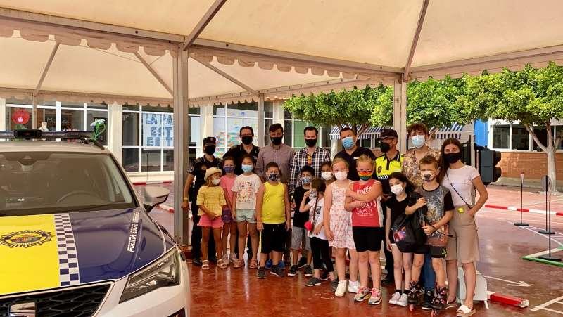 Parque infantil de tráfico/EPDA