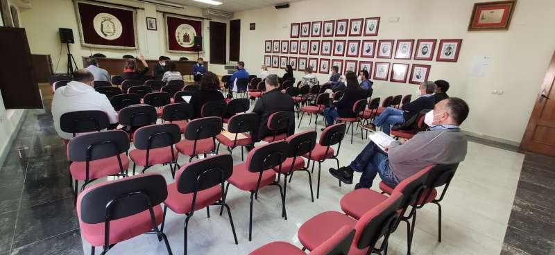 Reunión Consejo Escolar Municipal
