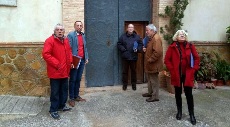 XVI Trobada de Cronistes i Investigadors a Segart. EPDA