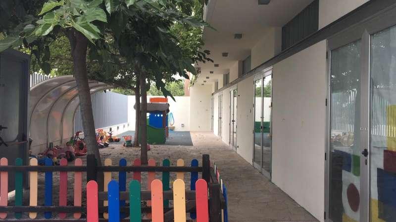 Escoleta infantil de Massalfassar. EPDA