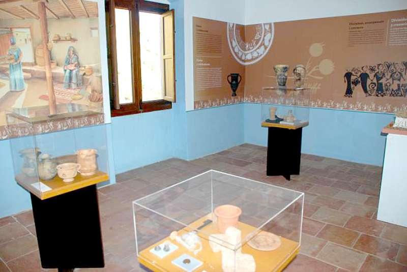 Cultura reconoce la Casa de la Senyoria de la villa de Olocau como colección museográfica permanente. Foto: www.olocau.biz