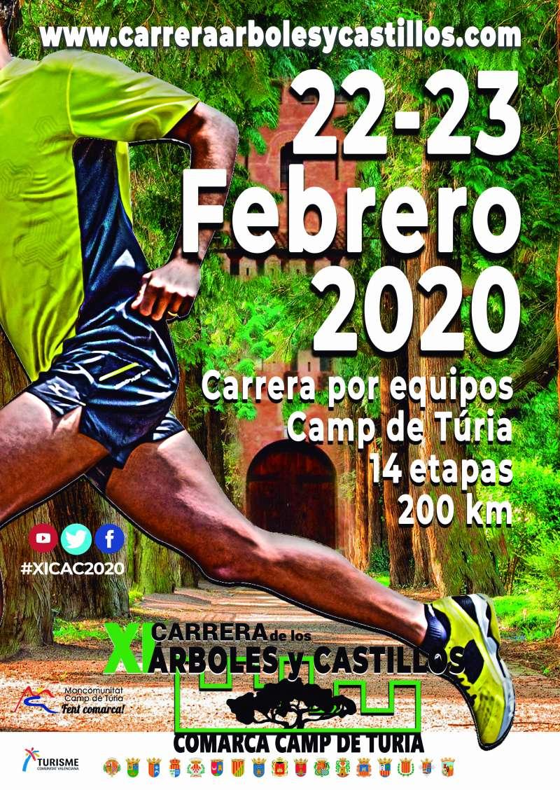 Cartell anunciador de la Carrera. / EPDA