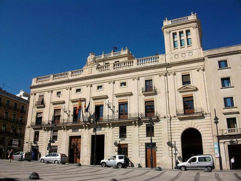 Ayuntamiento de Alcoy.