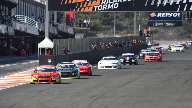 El Circuit Ricardo Tormo decidirá el campeón de la NASCAR Europea con una doble cita