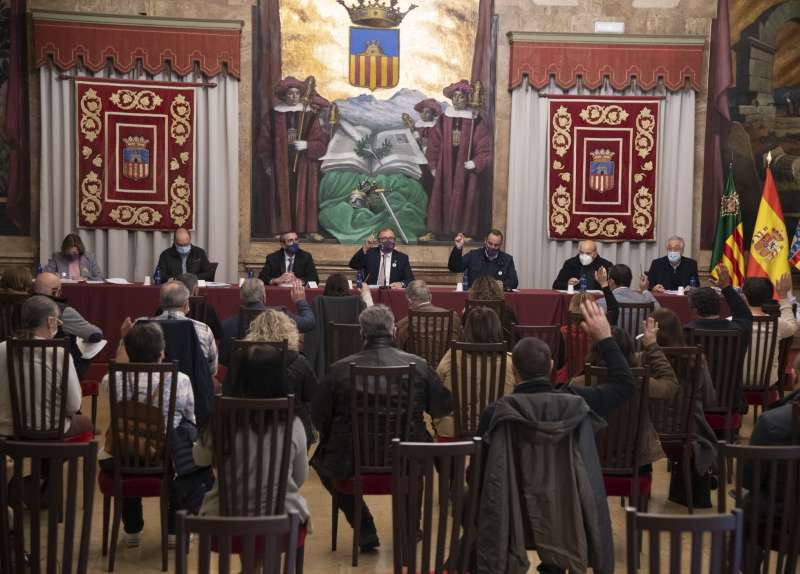 Asamblea general del Consorcio