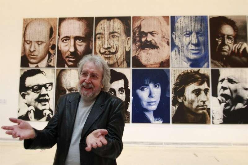 El artista Antoni Mir� en una imagen de archivo.