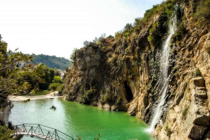 Panorámica del río Sellent. / EPDA