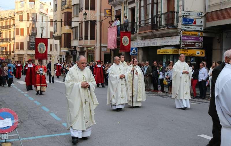 La procesión del Corpus no recorrerá las calles de Segorbe