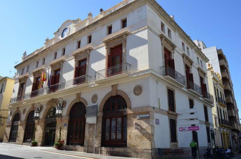 Imagen recurso del Ayuntamiento de Sagunt. EPDA
