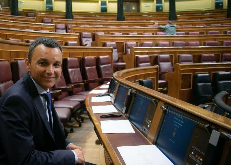 Toni Quintana, diputado nacional del PSPV-PSOE