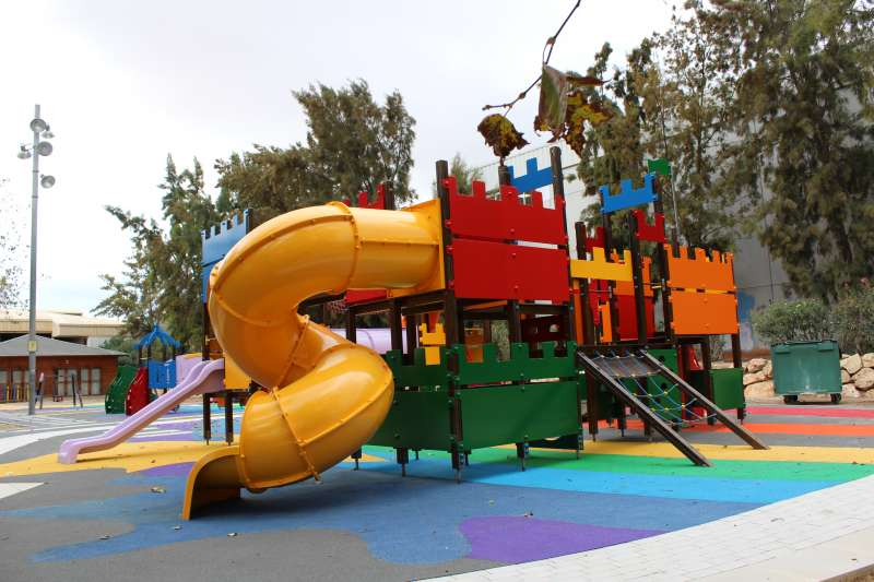 Parques infantiles de Almàssera. EPDA