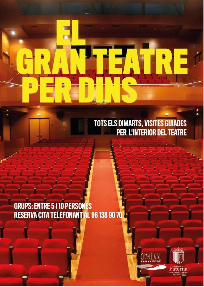 Gran Teatro, Paterna. EPDA.