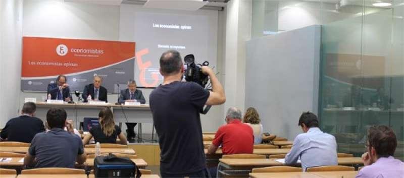 Economistas valencianos. EPDA