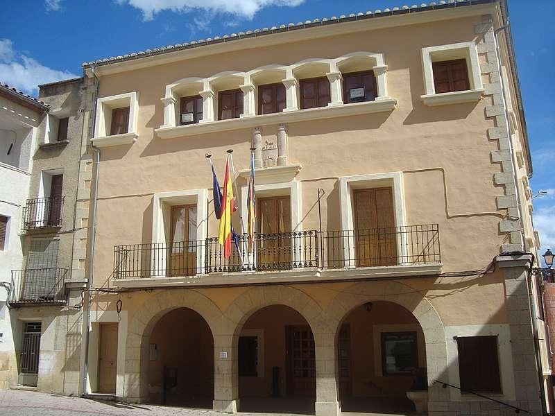 Ayuntamiento de Albocàsser