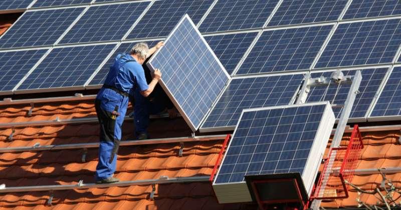 Plaques solars. EPDA