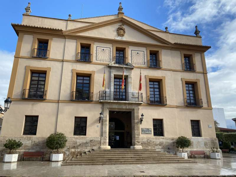 Ayuntamiento de Paterna. EPDA