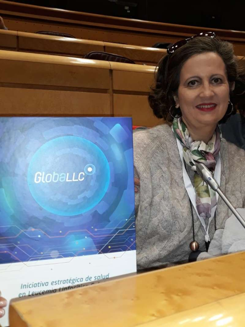 Victoria Paricio, supervisora del servicio de Hematología del Hospital Universitari i Politècnic La Fe
