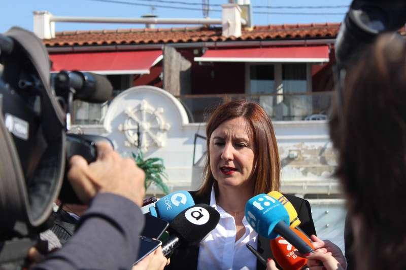 María José Catalá en una imagen de archivo.