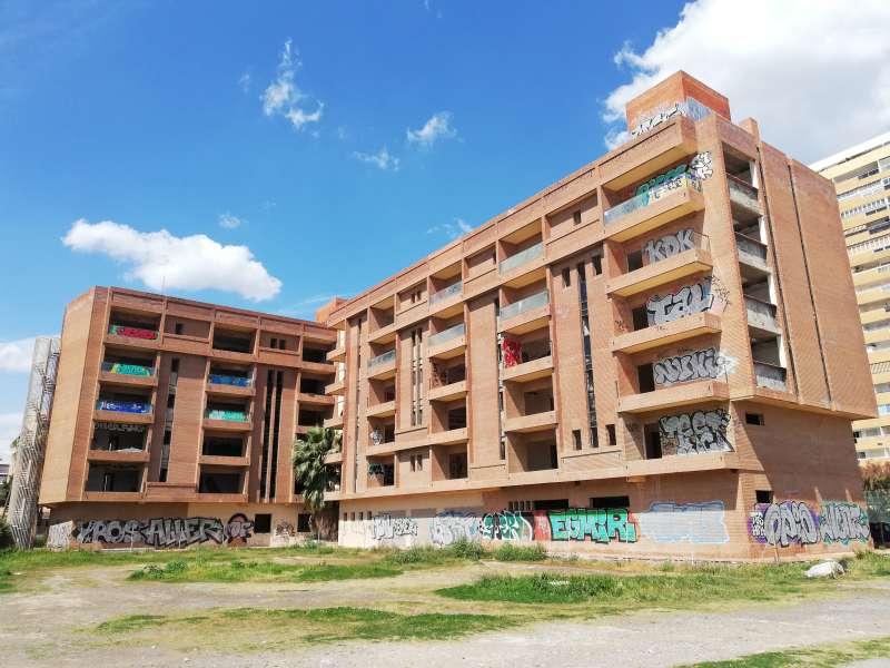 Establiment hoteler ubicat a la platja de La Pobla de Farnals. / epda