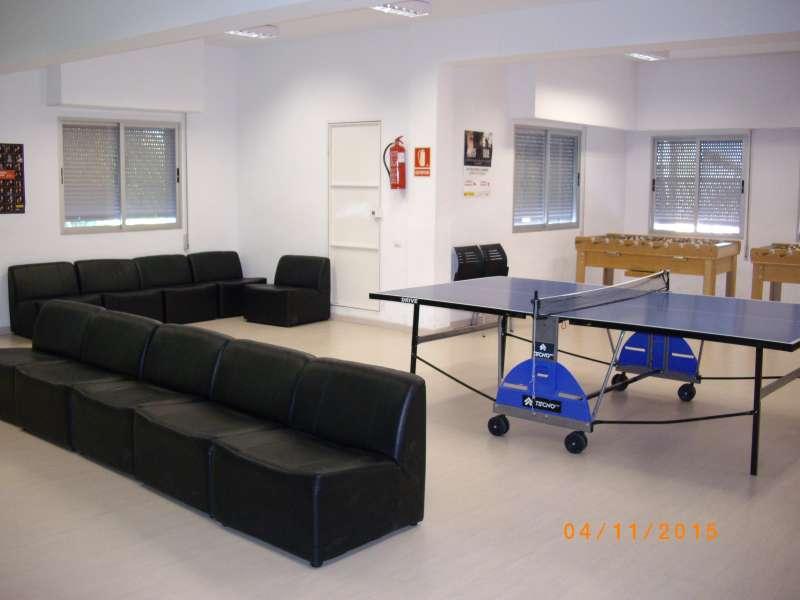 Instalaciones de la Casa Jove de Albuixech. EPDA