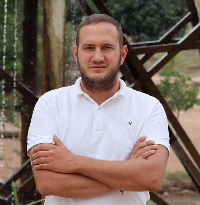 Alberto García Cabañas, coordinador del PP Requena-Utiel
