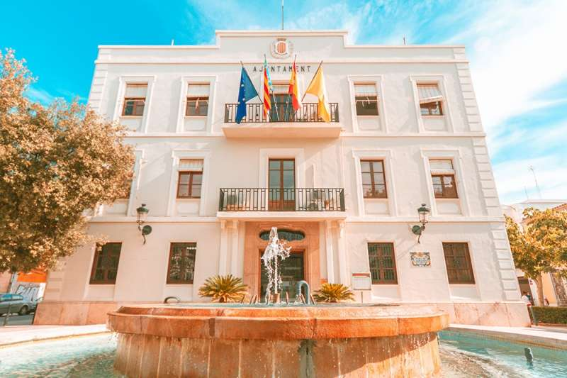 Ayuntamiento Benetússer