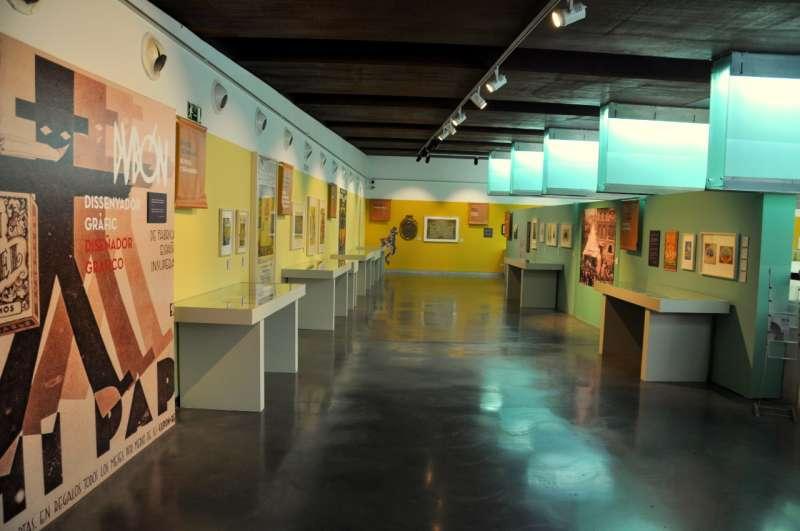 Exposición sobre Dubón en el MUVIM