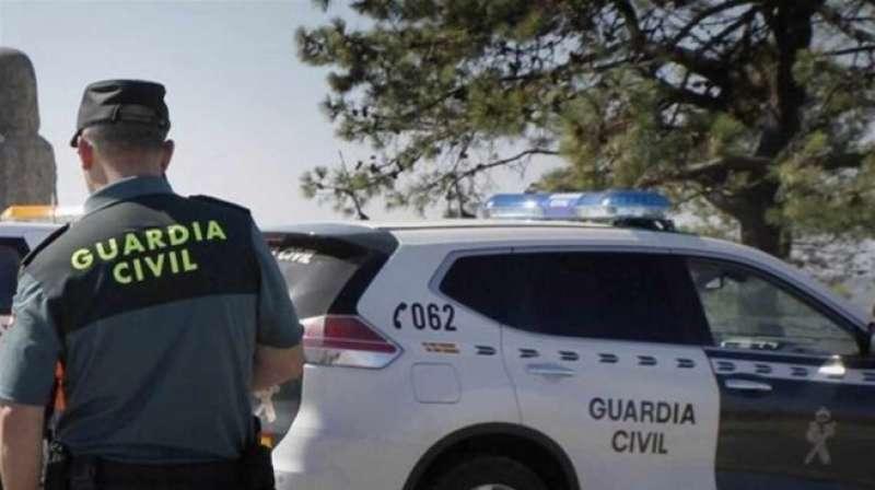 Imagen de archivo de un guardia civil. EPDA