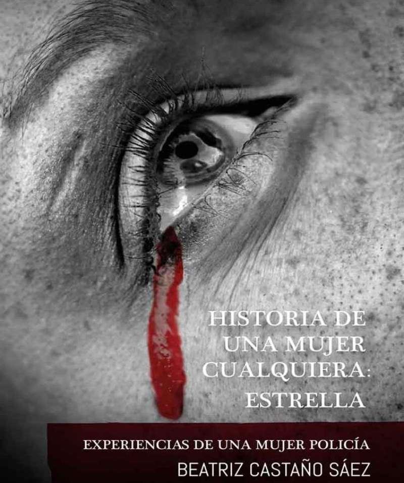 Portada de la novela de Beatriz Castaño basada en un caso real de violencia machista.