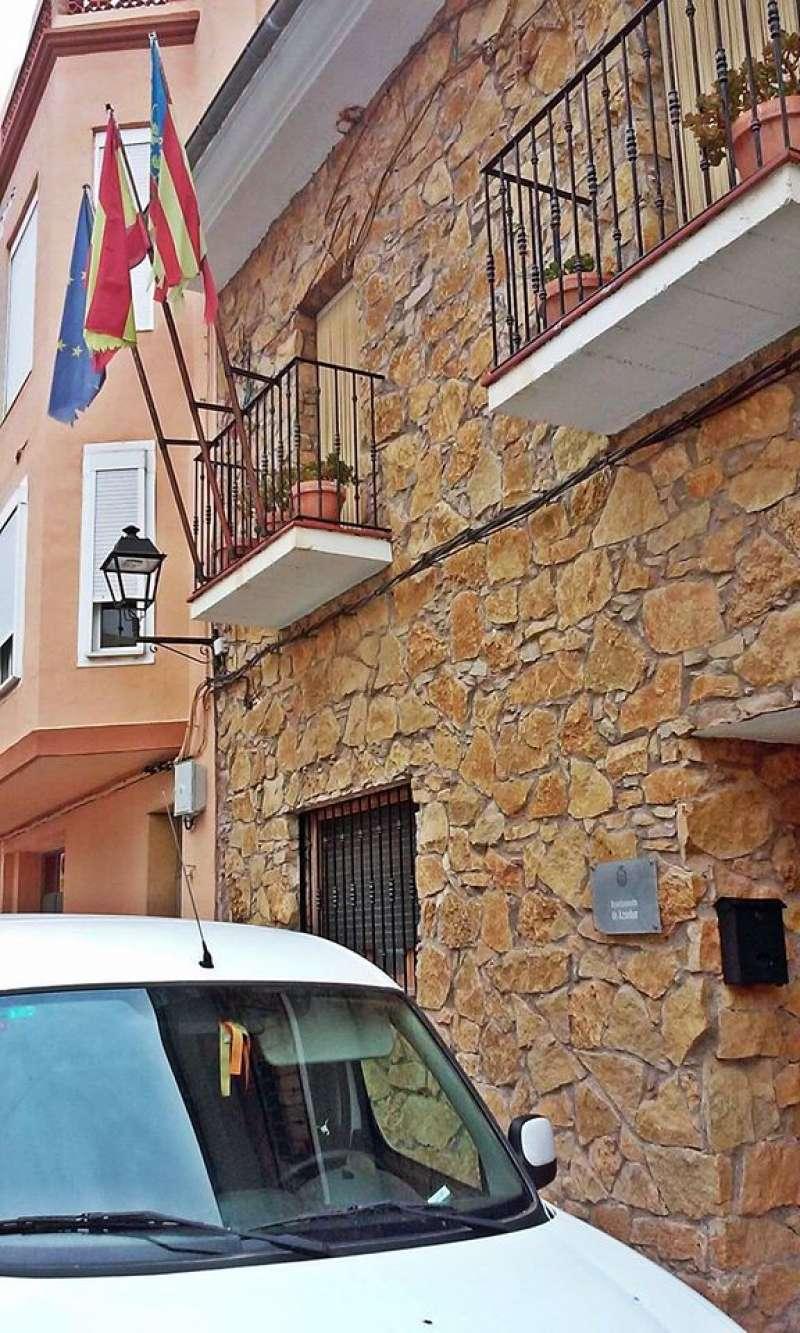 Ayuntamiento de Azuébar