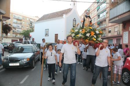 Pasetjà de Sant Vicent en Aldaia.