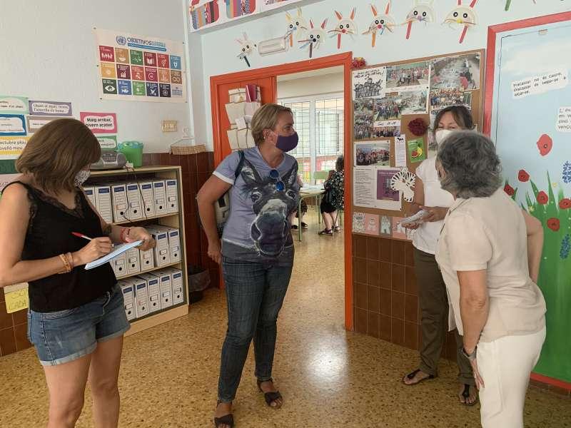 Escuela para adultos Benetússer./ EPDA