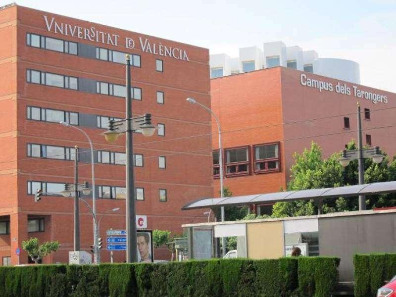 Universidad de València, Campus de Tarongers. Foto de archivo.